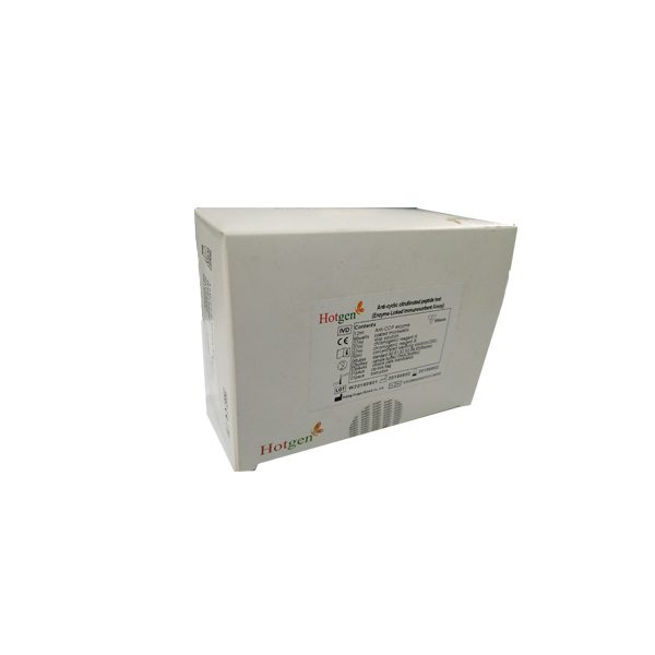 Anti-Cyclic-Citrullinated Peptide Test ( Anti - CCP )Elisa Kit