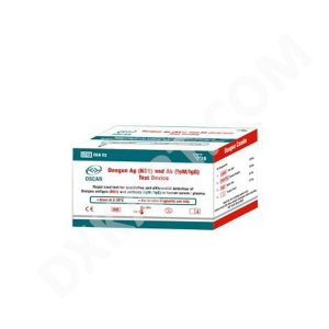 Dengue Ag (NS1) + Ab (Igm/IgG) Rapid Test