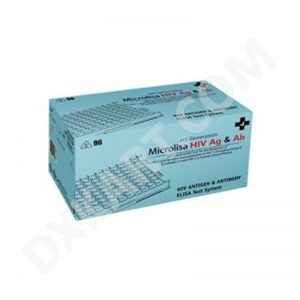 4th Generation MICROLISA HIV Ag & Ab Elisa Kit