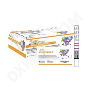 Toxo IgG/IgM Rapid Test (strip)