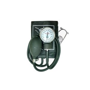 Accu Sure Aneroid Sphygmomanometer With Stethoscope