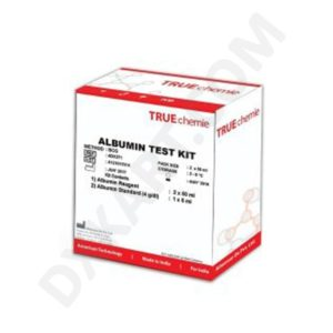ALBUMIN Biochemistry Test Kit