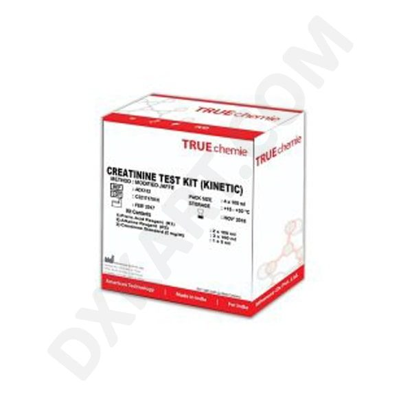 CREATININE Kinectic Biochemistry Test Kit
