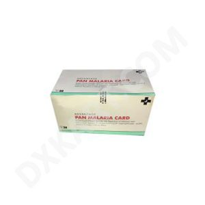 Advantage PAN MALARIA CARD Rapid Test