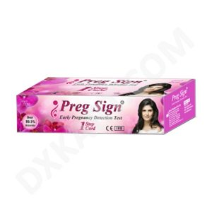 hCG Pregnancy Card Rapid Test