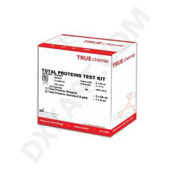 TOTAL PROTEINS Biochemistry Test Kit