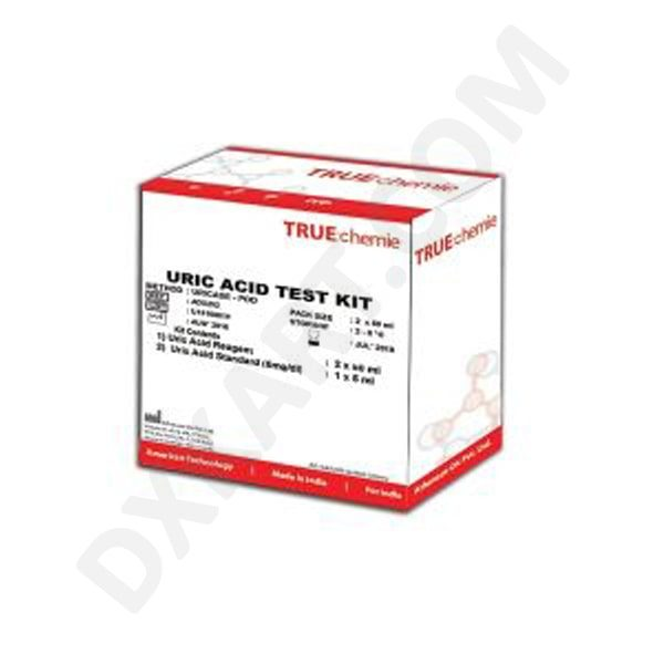 URIC Acid Biochemistry Test Kit