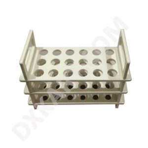 Test Tube Stand – 3 Tier Plastic 18 Hole