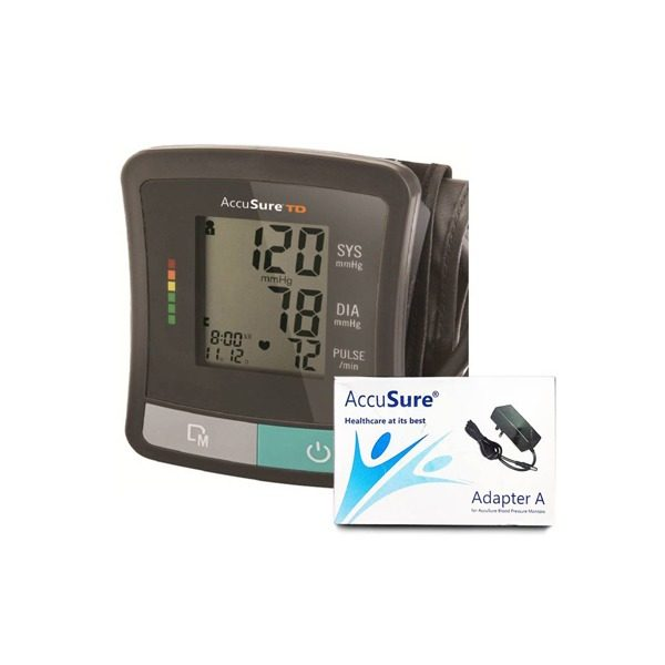 4ee2e2aa0cf Buy Accusure TD Automatic Blood Pressure Monitor
